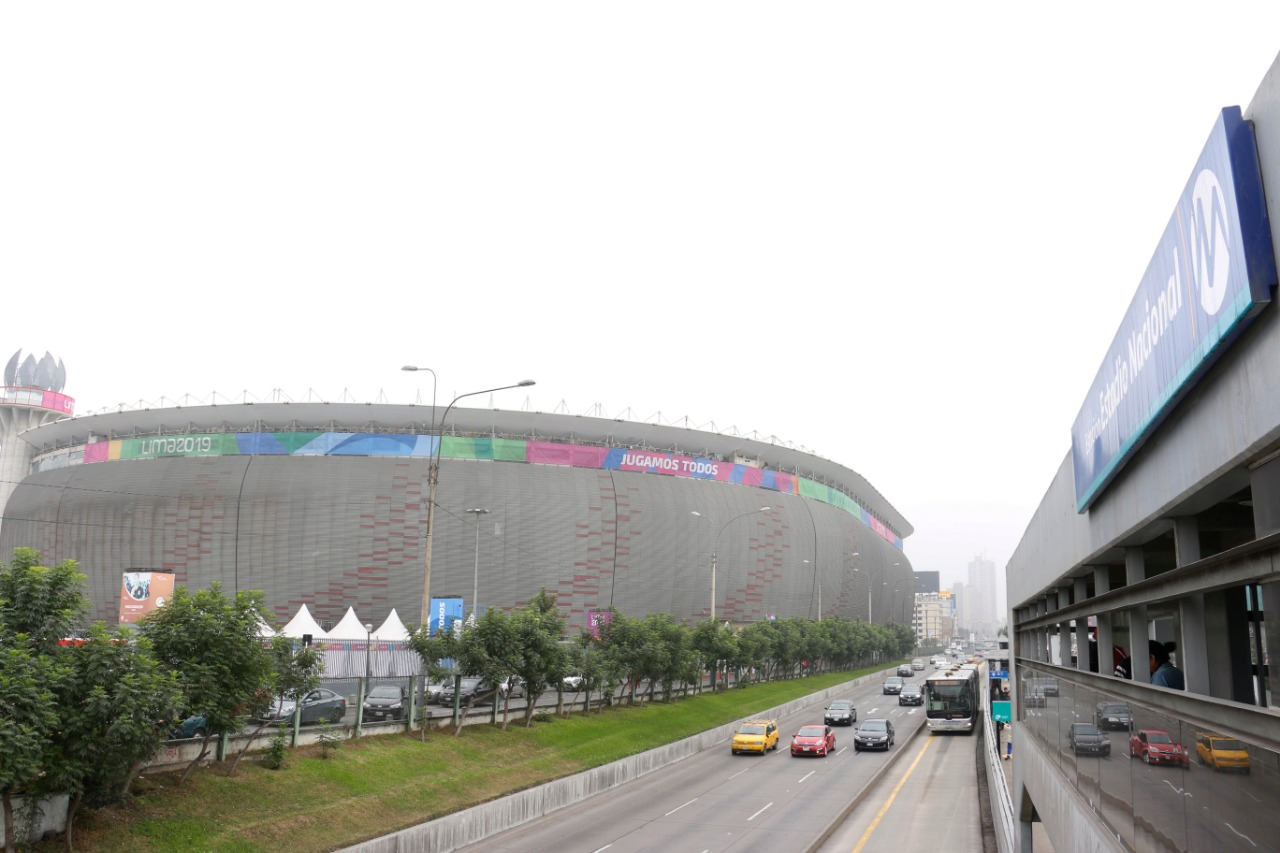 Metropolitano estadio nacional